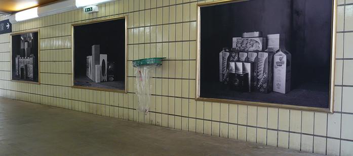 L'art à l'ère de sa fin, 2012