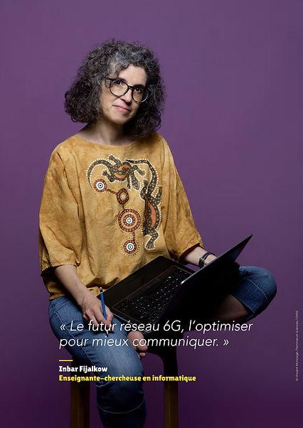 Inbar Fijalkow - Enseignante-chercheuse en informatique