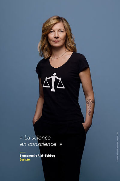 Emmanuelle Rial-Sebbag -Juriste