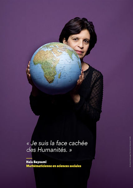 Hala Bayoumi - Mathématiciennes en sciences sociales