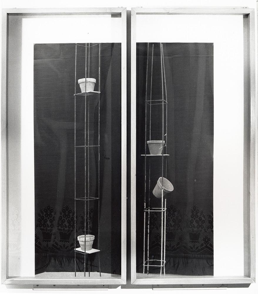 Intérieur tamisé, 1991