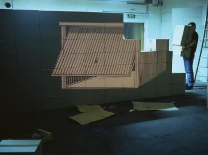Le garage, 2002