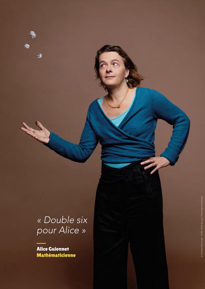 Alice Guionnet - Mathématicienne