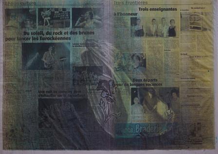 Les imprimés, 2009