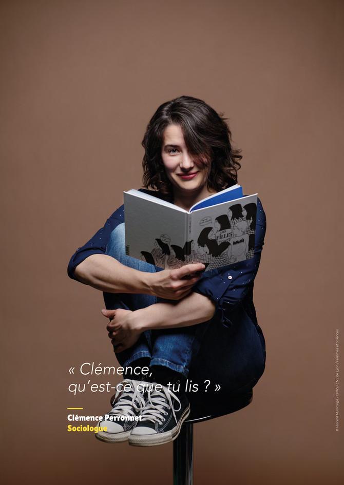 Clémence Perronnet – Sociologue