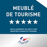 Classement 5 etoiles - 5 star rating