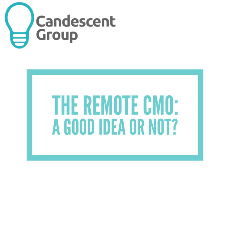 The Remote CMO: A Good Idea or Not?