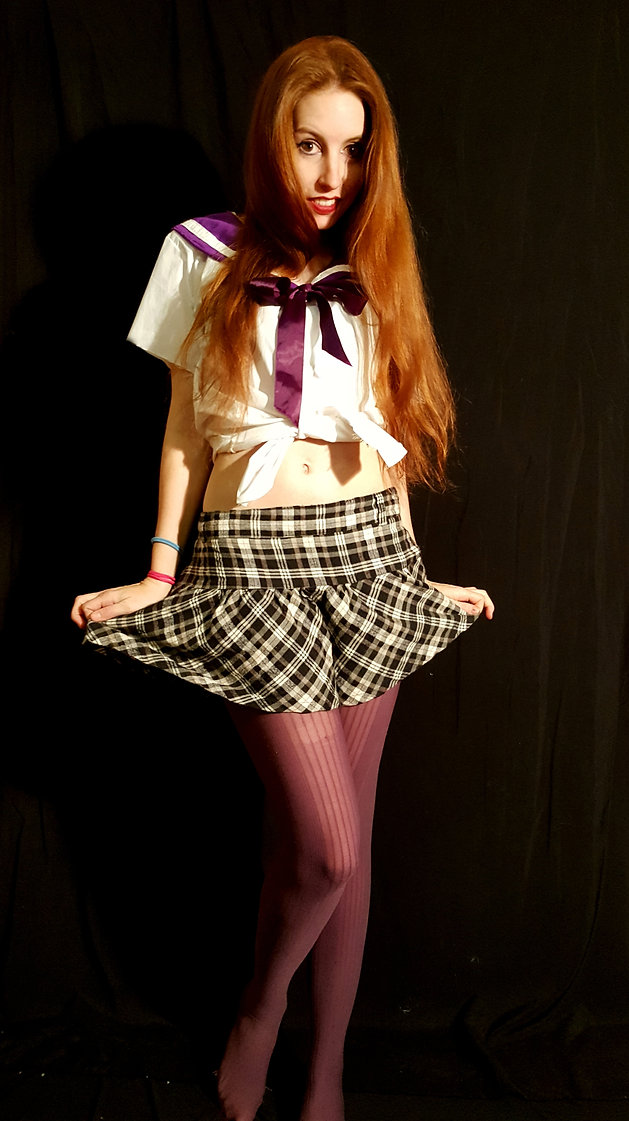 Anime schoolgirl costume in South Africa