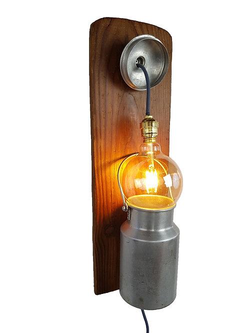 Lampe pot à lait
