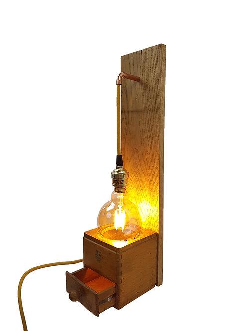 Lampe à poser Moulin a café