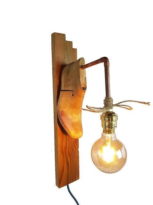 Lampe forme à chaussure