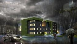 Affordable Housing (Design by DMCAstudio)