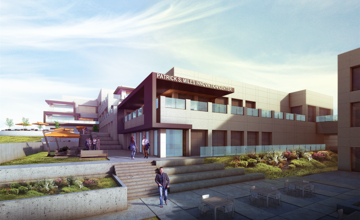 Nuvasive Campus (Design by FPB Architects))