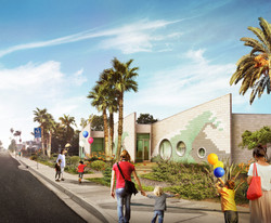 Imperial Beach Library (Design by FPB Architects))