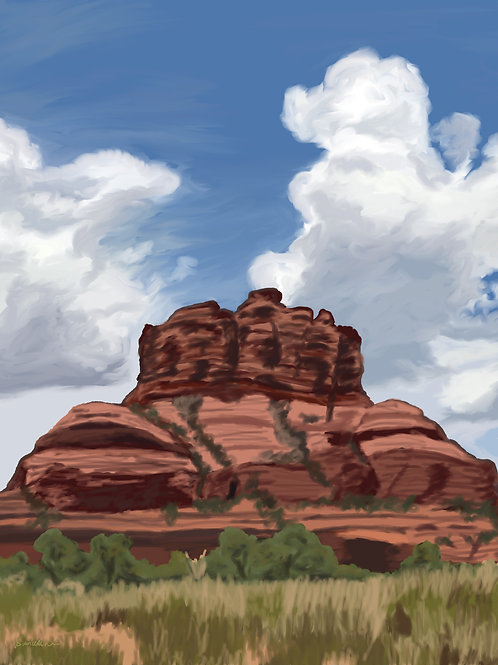 Bell Rock (Day 18)