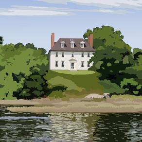 A Little Bit of Hamilton House History