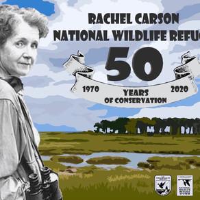 Rachel Carson Marking 50 Years