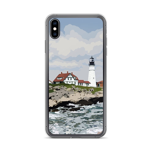 Portland Head Light - Maine - Phone Case