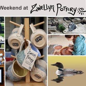 Reminder: Maine Craft Weekend is October 5th-6th!