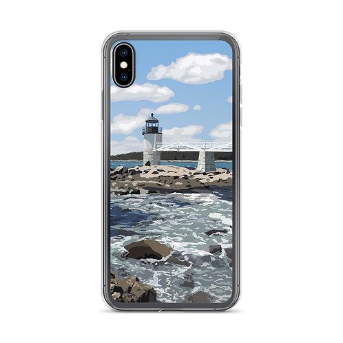 Marshall Point - Maine - Phone Case