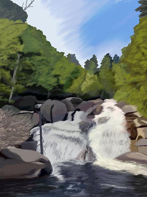 Georgiana Falls (Day 13)