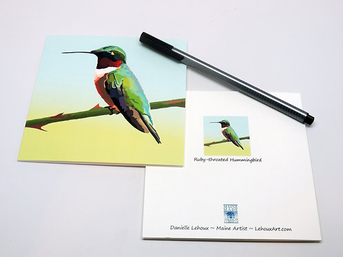 Send a Bird Card to Someone!