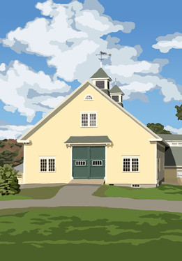 The Barn at Laudholm Farm