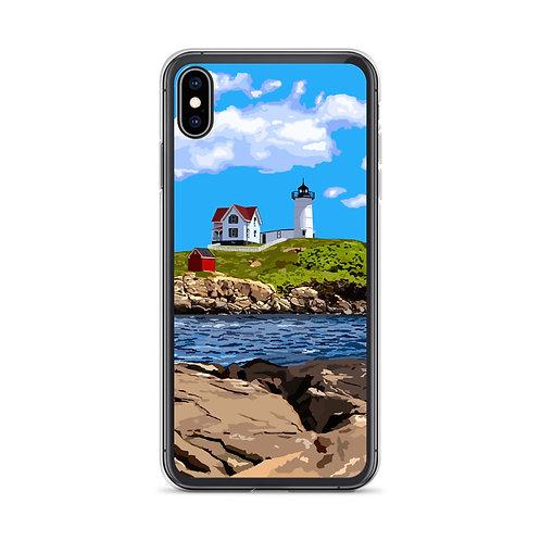 Nubble Light - Maine - Phone Case
