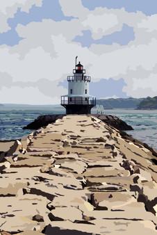Spring Point Ledge Lighthouse (2018)
