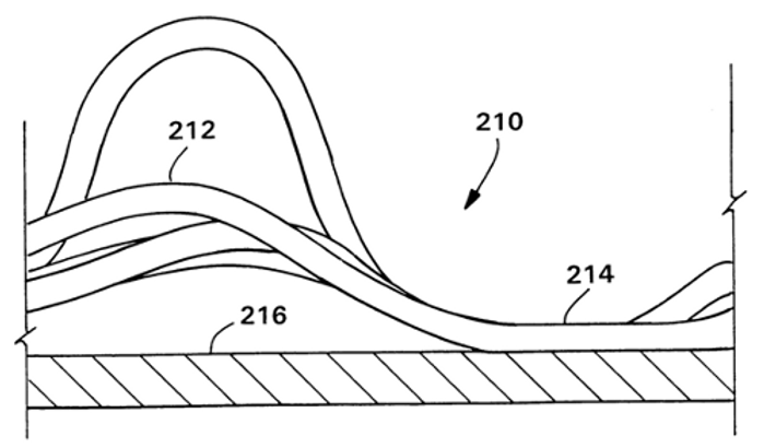 Laminate having improved barrier properties