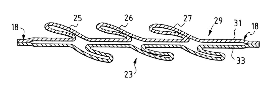 Disposable filtering face mask and method of making same