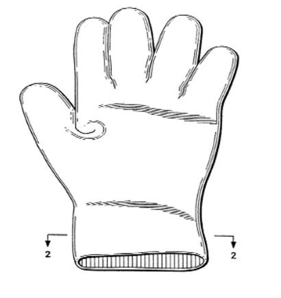 Aloe vera glove and manufacturing method