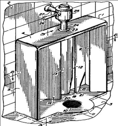 Hygienic urinal