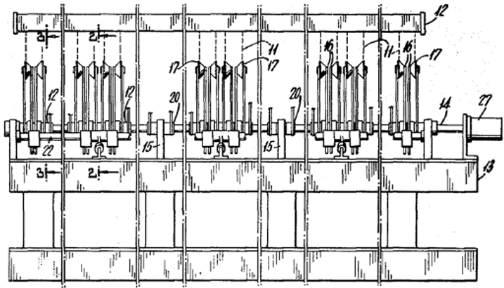 Latex glove method and apparatus for making the same