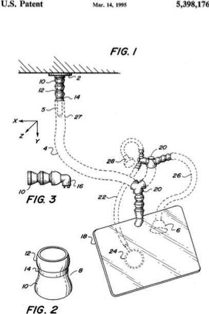 Multifunctional lamp and support
