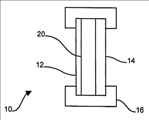 Iodinated air filter