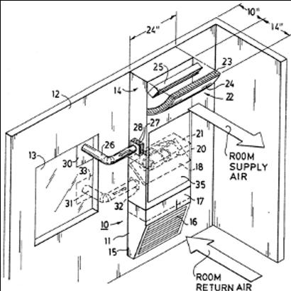 Room air sterilizer