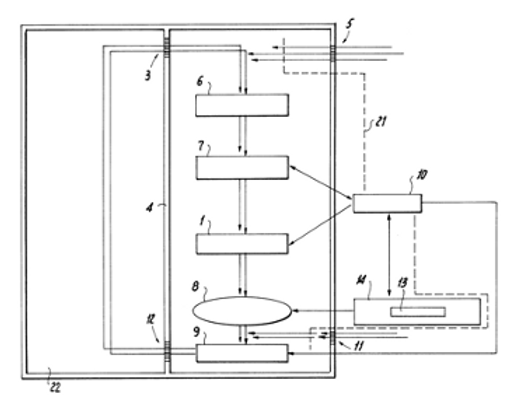 Air sterilization system for child incubators