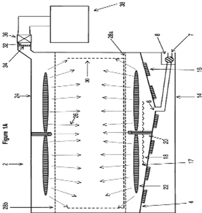 Tray/container system for cleaning/sterilization processes