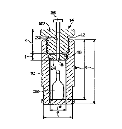 The method of contact and sterilizing device