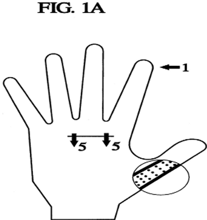 Protective medical gloves and methods for their use