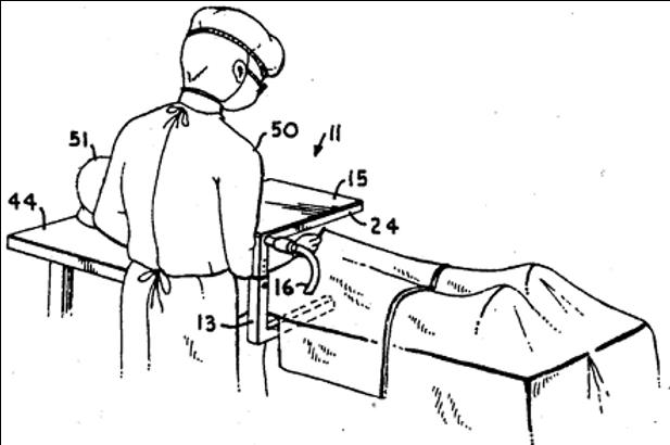 Vacuum barrier