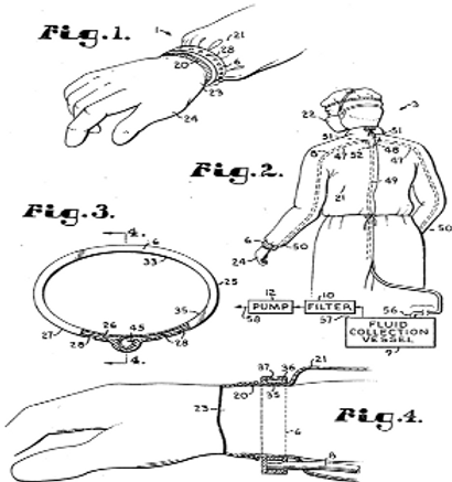 Protective cuff apparatus for surgery