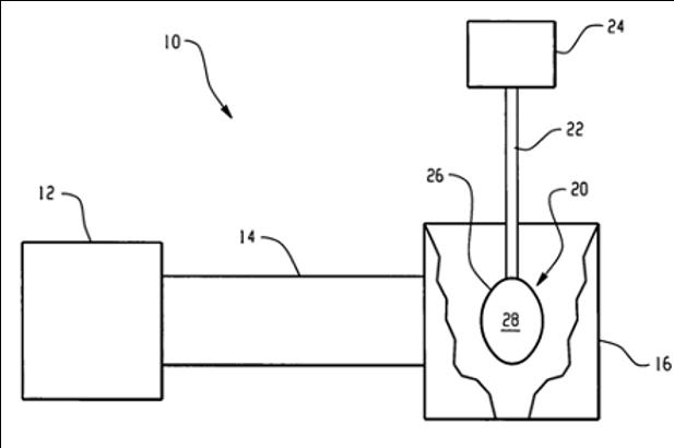 Electrodeless lamp for emitting ultraviolet and/or vacuum ultraviolet radiation