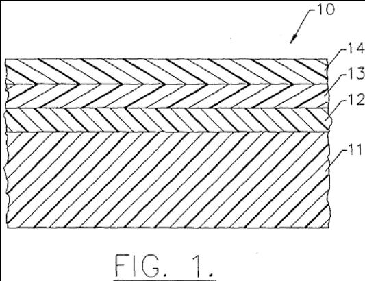 Antifogging plastic lens material
