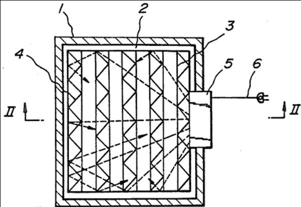 Air sterilization filter
