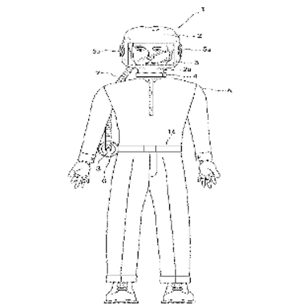 Mask for carrying infectious patient