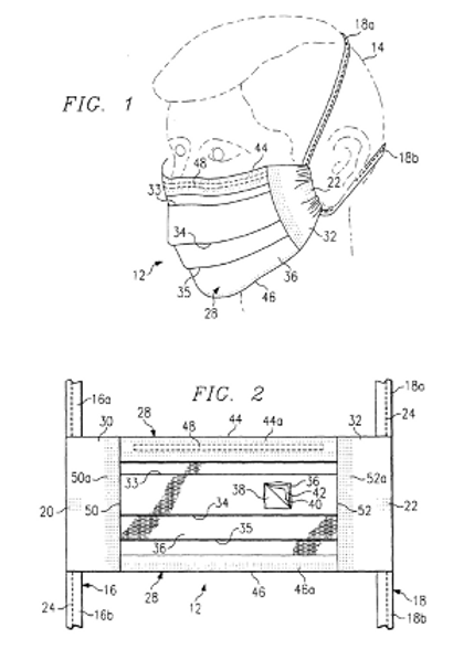 Face mask with enhanced seal and method of manufacturing of such a mask
