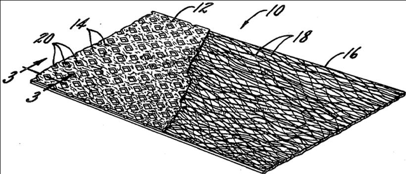 Nonwoven thermoplastic fabric