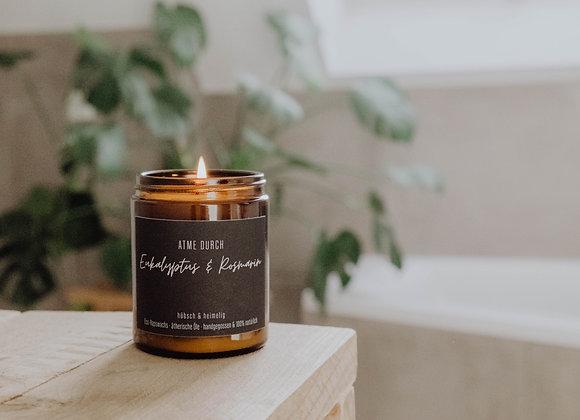 ATME DURCH Eukalyptus-Rosmarin